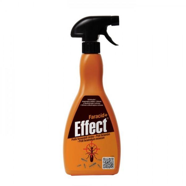 Faracid - insecticid pentru controlul furnicilor, Effect, 500 ml