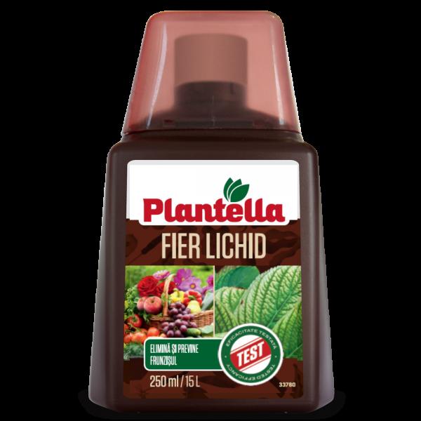 Ingrasamant fier lichid, 250 ml, Plantella