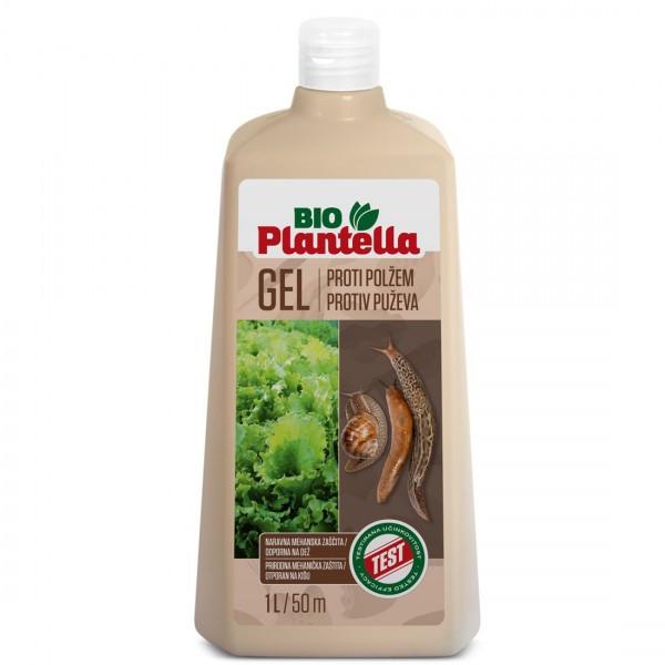 Gel impotriva tuturor tipurilor de melci, Bio Plantella, 1 litru