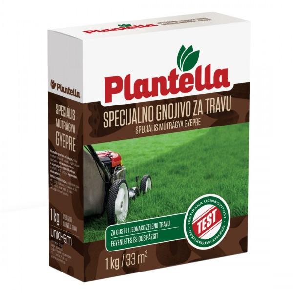 Ingrasamant pentru toate tipurile de gazon, Plantella, 1 Kg