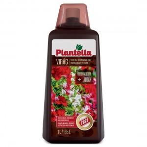 Ingrasamant lichid pentru plante cu flori, Plantella, 1 litru