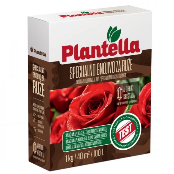 Ingrasamant special pentru trandafiri, Plantella, 1 Kg
