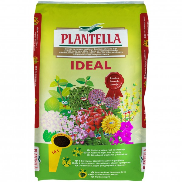 Substrat Ideal, Plantella, 5 litri