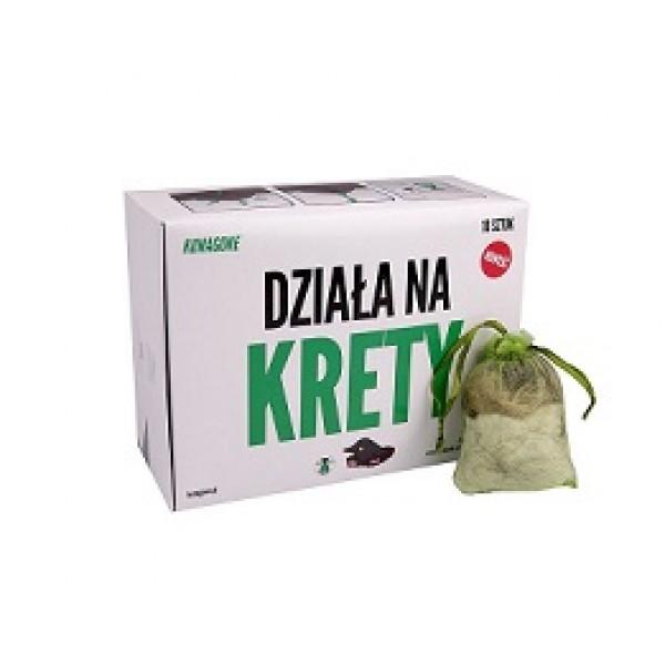 Repelent natural impotriva cartitelor, Kunagone, 10 bucati/set
