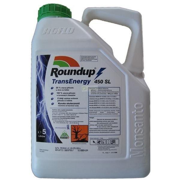 Erbicid Roundup Classic Pro, 20 litri, Monsanto